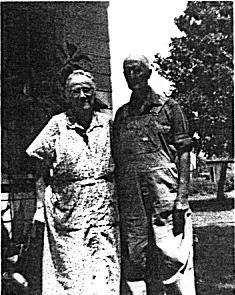 Picture of Grandpa and Grandma Ralph